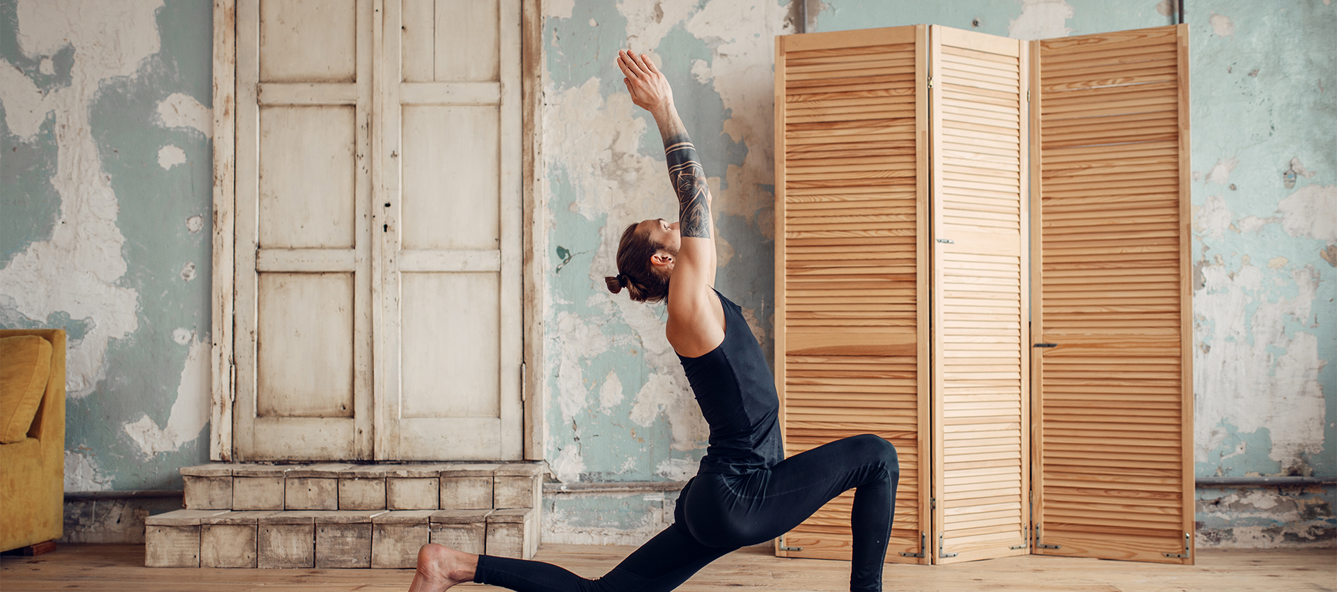 Yoga Personal Trainer