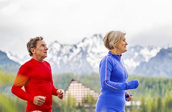 fitness training programs running